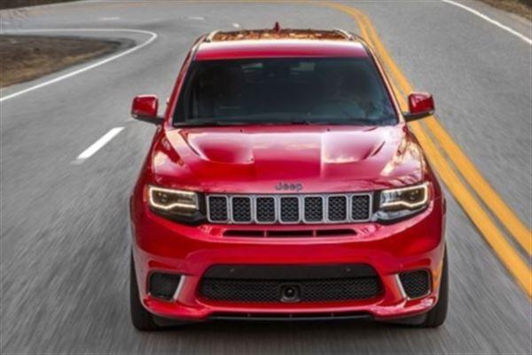 מותג חדש גיפ גרנד צירוקי, Jeep Grand Cherokee - Auto1 YA-76