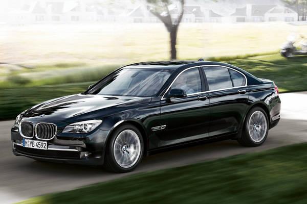 עדכני BMW סדרה 7, BMW 7 Series - Auto1 HL-02