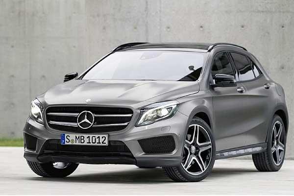 מעולה Mercedes gla, מרצדס GLA - Auto1 SN-49