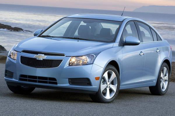 מדהים שברולט קרוז, Chevrolet Cruze - Auto1 FM-14