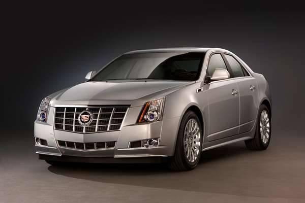 מגניב Cadillac CTS, קאדילק CTS, קדילאק CTS - Auto1 QJ-45