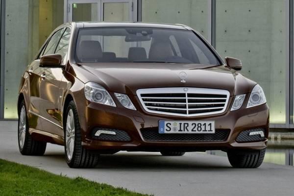 מותג חדש מרצדס E, מרצדס E קלאס, מרצדס אי קלאס, Mercedes E-Class - Auto1 SU-71
