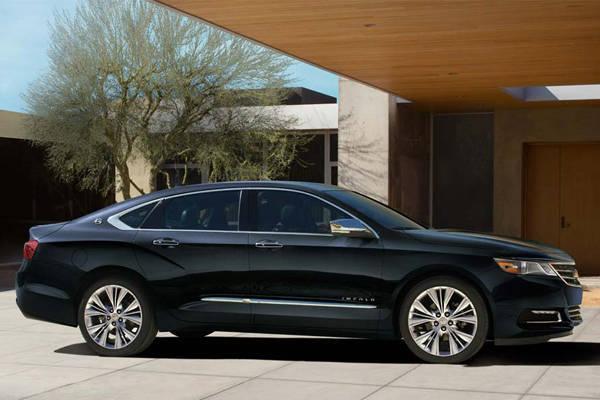 תוספת שברולט אימפלה, Chevrolet impala - Auto1 ZO-24