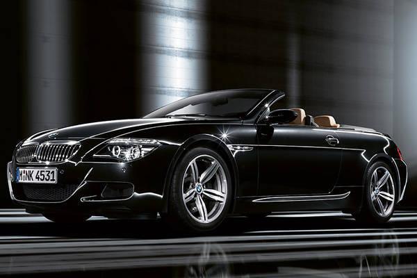 הגדול BMW M6, ב.מ.וו M6 - Auto1 KY-02