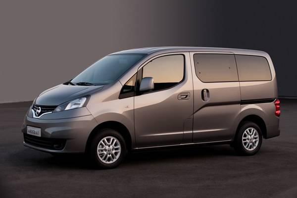 עדכני Nissan NV200, ניסאן NV200, ניסן NV200 - Auto1 LH-13