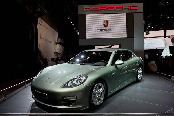 תוספת פורשה פנמרה, פורש פנמרה, Porsche Panamera - Auto1 XA-25