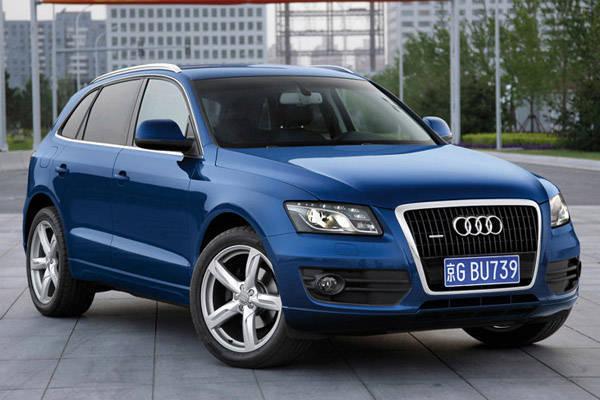 מגניב ביותר Audi Q5, אודי Q5, אאודי Q5, אוודי קיו 5 - Auto1 DL-09