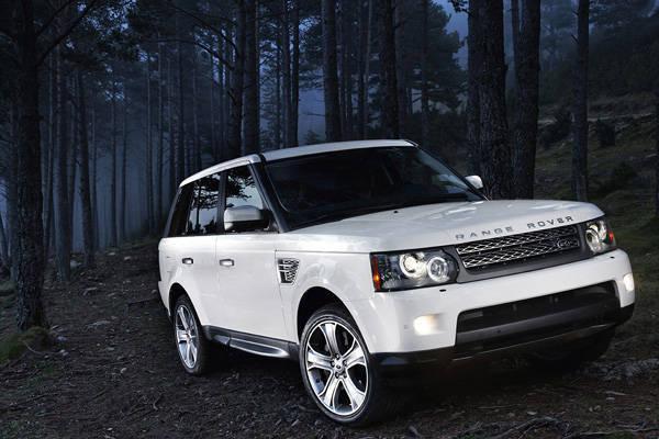 מותג חדש לנדרובר ריינג רובר ספורט, Land Rover Range Rover Sport - Auto1 MO-45