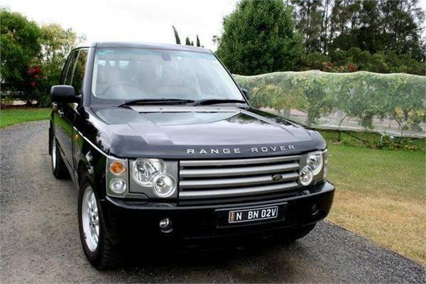 האחרון לנדרובר ריינג רובר, Land Rover Range Rover - Auto1 MY-99